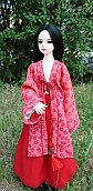 Hanfu -  chinese traditional dress for MSD BJD