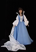 "Vecernice - Eveningstar costume for 16"" Tonner doll from movie Prince and Eveningstar"